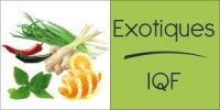 Darégal - Industrie - Exotiques IQF