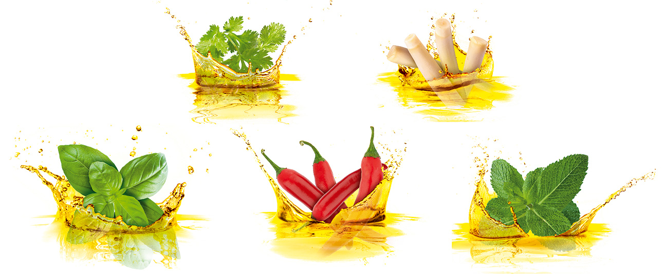 in'FUZE, l'aromatisation 100% naturelle