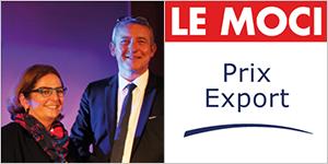 Darégal remporte le prix Agroalimentaire Export 2016 au Palmarès MOCI