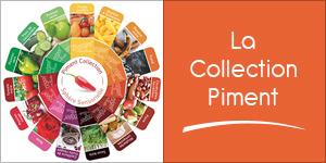 La Collection Piment by Darégal