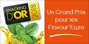 Un Grand Prix pour les Flavour'Eaze